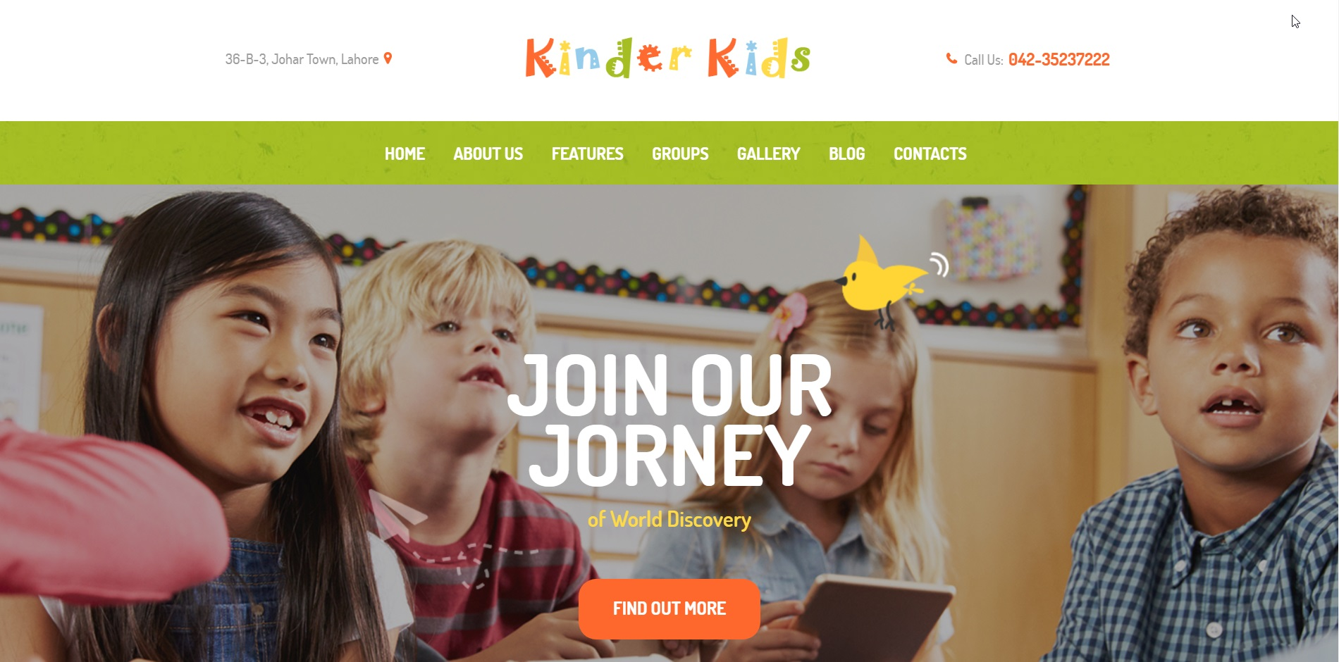 Kinder Kids Daycare and Preschool